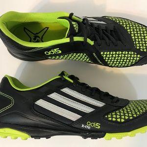 Adidas Adi 5 X-ite Turf Soccer Cleats Mens SZ 12